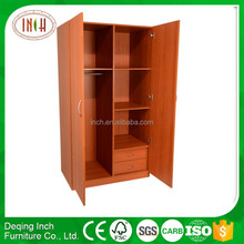 Customize wood folding cupboard wardrobe