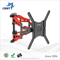 consumer electronics skyworth tv wall mount bracket with 50KG loading capacity