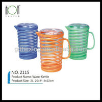 Plastic Water Jugs with Lids Price Wholesale