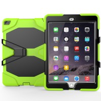 Heavy Duty Case Silicone Tablet Cover For iPad Air Case