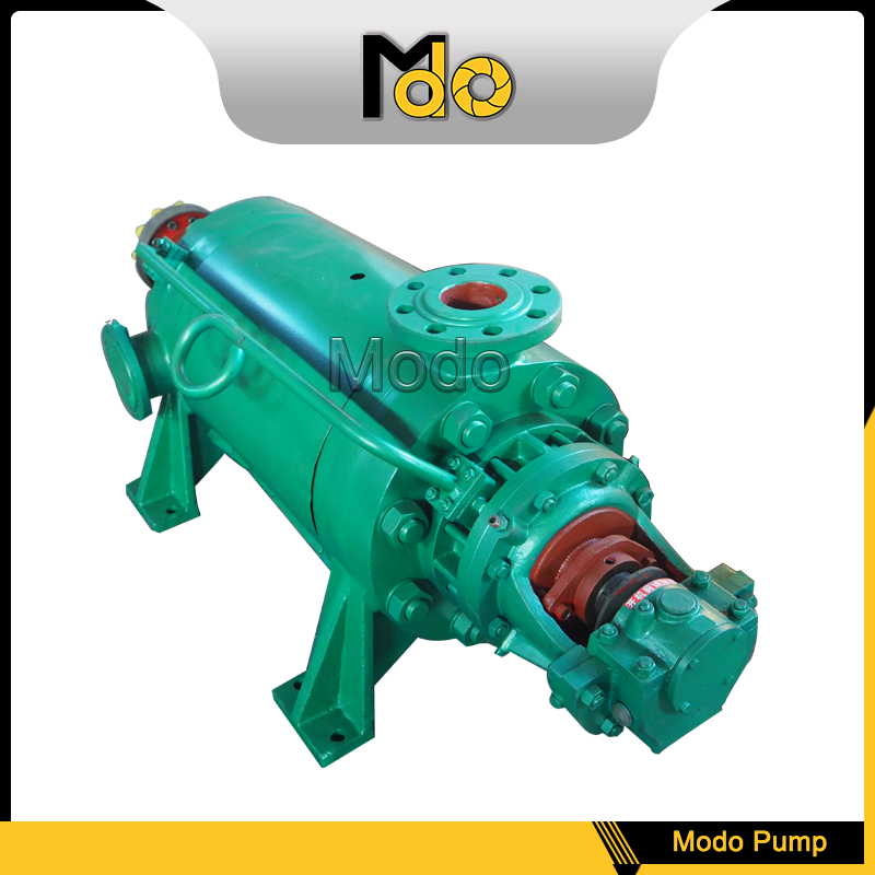 Heavy duty irrigation multistage water pumps