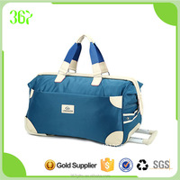 New Arrival Nylon Fabric Travel Waterproof Laptop Luggage Trolley Bags