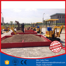 Amusement Park Equipment Ride electric mini excavator electric toy and children excavator