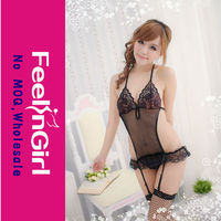 wholesale fashion see throungh cheap hot sexy babydoll nighties