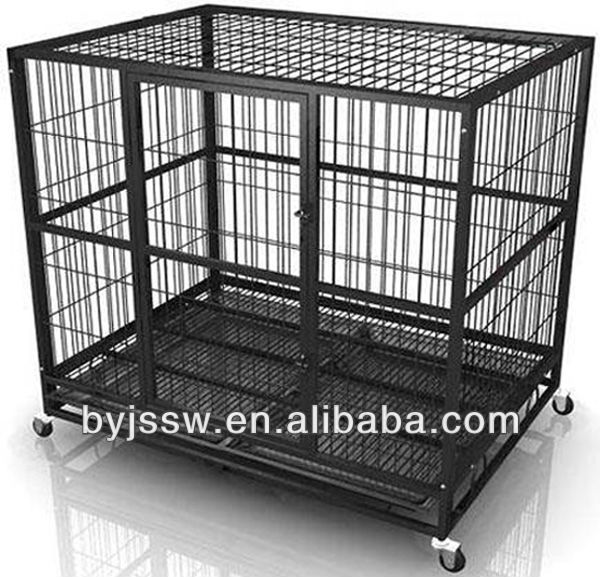 Square Tube Dog Crates For Hot Sale