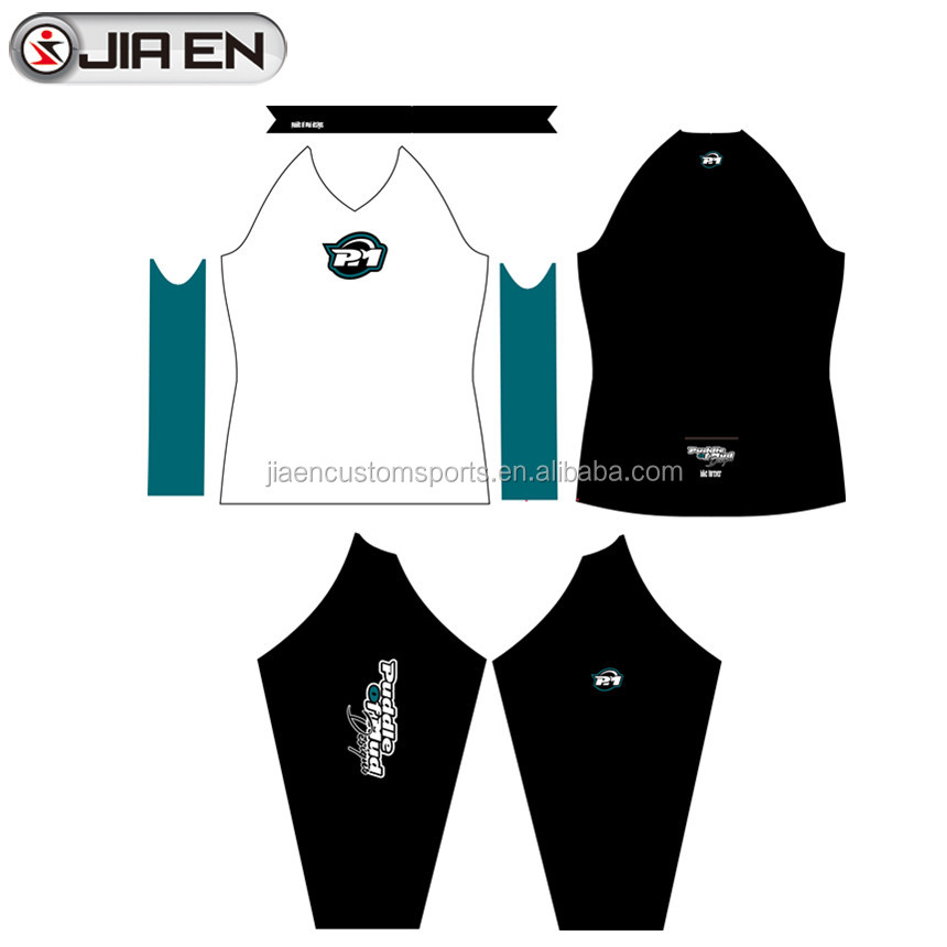 Custom sublimation long sleeve mountain bike jersey
