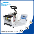 Yuxunda color changing manual mug press machine