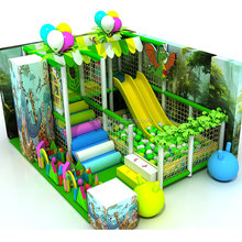 Funny Games Naughty Fort, Commercial Kids Indoor Jungle Gym Playground Equipment