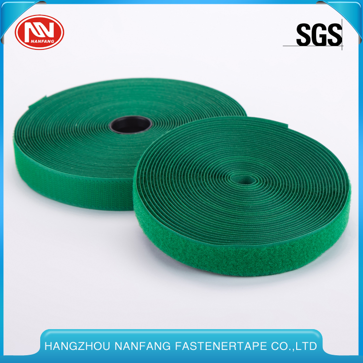 Custom printed logo hook loop magic tape supplier