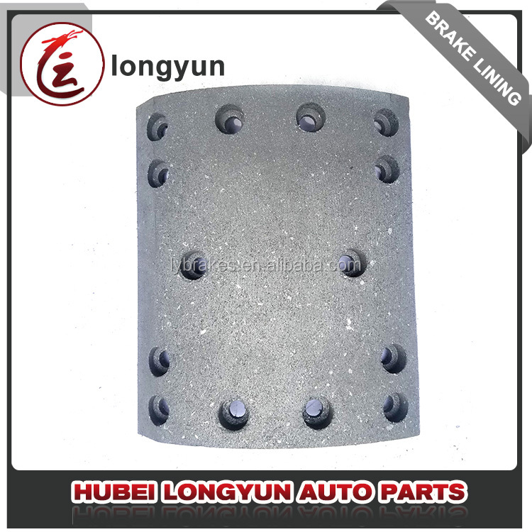 19478 chinese truck parts company brake lining