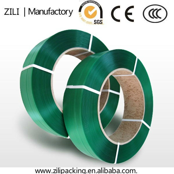 PET strap for aluminium strapping China supplier