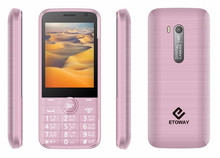 low cost 2.8inch 3G feature mobile phone N16
