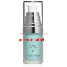 Private lable Moisturizing waterproof makeup primer