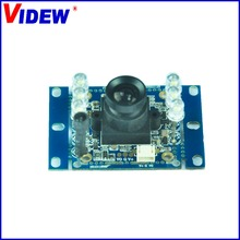 600tvl cmos pcb board cctv with IR-CUT