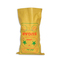 100kg pp woven sugar bag and sack