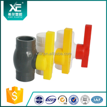 """XE"" Bule Color New PVC Ball Valve for Irrigation/Water Equipment"