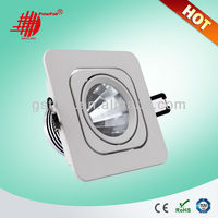 2013 Newest 5W 50W Led Rotating Ceiling Lights
