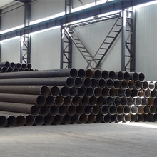 A210 5-30mm LSAW raw material welded steel tube for Vapor transport