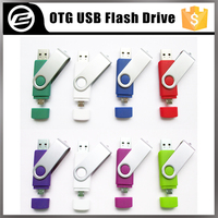 2016 Hot Electronic gifts bulk OTG usb flash drive smartphone&PC thumb pendrive memory stick for android mobile phone