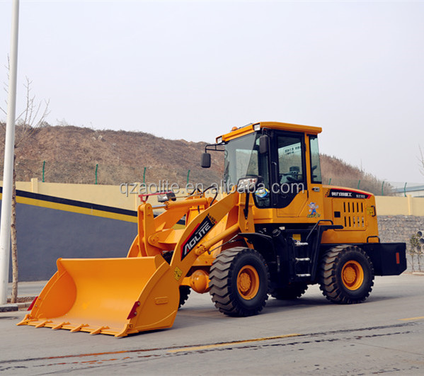 1300kg 927 heavy equipment with prices