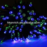 Solar Mini Rice Bulb String with 200LEDS 17m