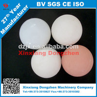 Vibrating screen cleaning solide small rubber balls