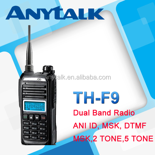 RUSSIA HOT RADIO TH-F9 hot selling 2 band transceiver