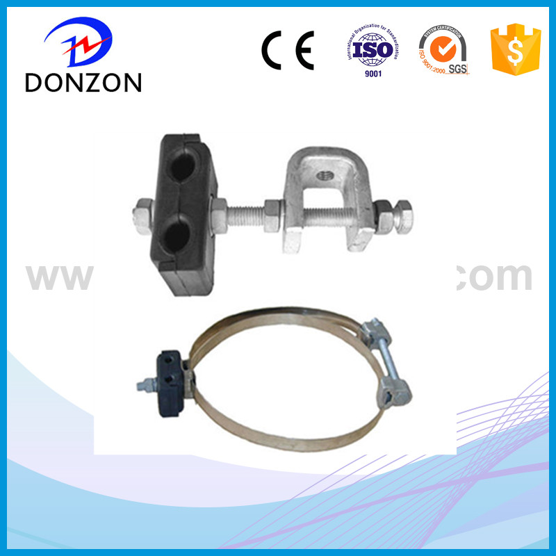 High Quality and Various Type down lead clamp for Tower and Pole
