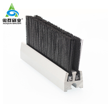 Reliable Quality Moving Walks Flame Proof Safety Side Skirting Brush
