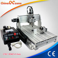 Ideal For Milling Engraving Drilling Routing 6040 Desktop 4 Axis CNC Engraving Tool