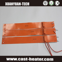 12v flexible silicone heater bed 300*300mm