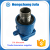 male/female thread end stationary syphon use rotary coupling