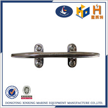 Stainless steel marine fittings heavy duty cleat for ship