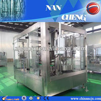 apple juice bottle filling production line