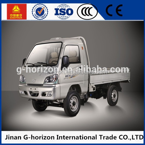 Chinese mini pickup trucks for sale with good price
