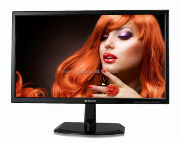 28'' 4K 3840*2160 industrial cctv lcd tft monitor led monitor with dvi, DP*2, AV port CE certified