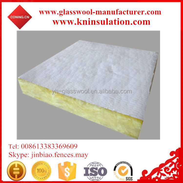 Vinyl Faced Insulation Wrap Glass Wool