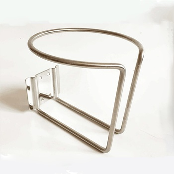 stainless steel cup holder drinking cup holder boat cup holder