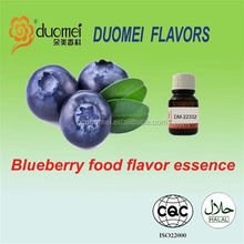 Blueberry food flavor essence for gel soft candy