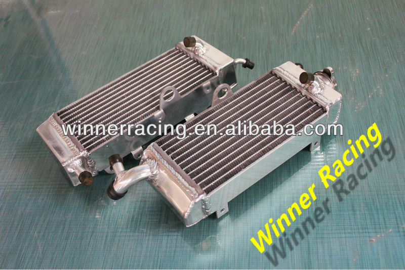 High perf. Aluminum Alloy Radiator for Yamaha YZ250 1992
