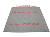 new price pvc panel ceiling decoration can bend shining colour TPHJ-85