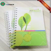 A5 Spiral Note Book Office School