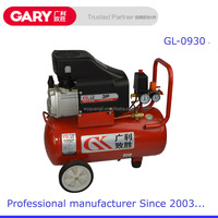 2hp 30L portable air compressor
