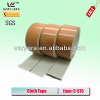 High Quality Carton Colour Sealing and Binding Rubber Based Cloth Tape
