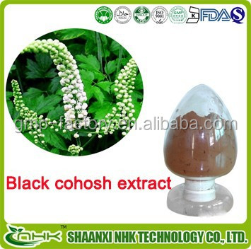 2015 hot sell high quality black cohosh root extract
