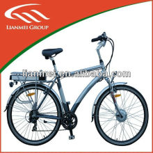 36v 10ah 700c mountain electric bike LMTDF-701L