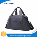 High end fashion light weight canvas travel bag