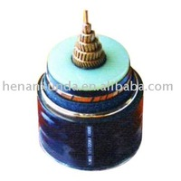 XLPE (Irradiated) insulated low-smoke free-halogen flame-retardancy power cable