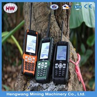 IP68 industrial use GPS Navigation 3G android mine explosion proof waterproof phone