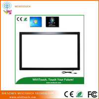 32 inch multi touch screen ir touch led touch sensor